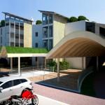 rendering architettonico