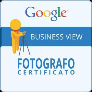 Fotografo certificato Google Maps Business View Verona Vicenza Mantova Trento Lago di Garda e tutta Italia